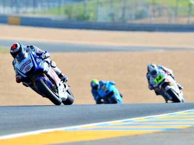 Free live video build-up for Le Mans MotoGP race!