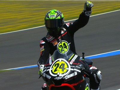 Elías victorious in magnificent Moto2 race