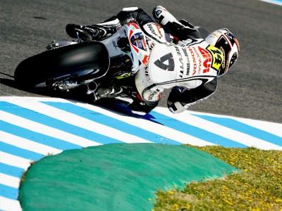 De Puniet commente sa neuvième place à Jerez