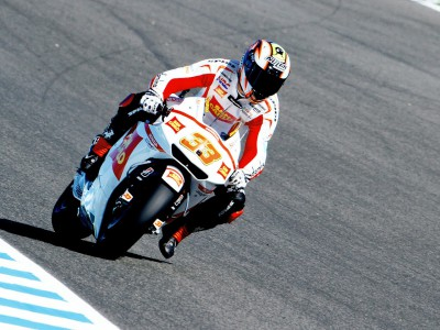 "Melandri hails ""step forward"""