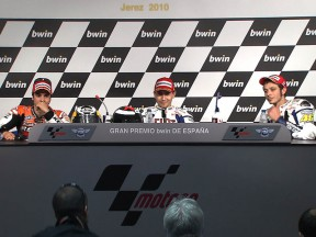 Full Jerez post-race press conference