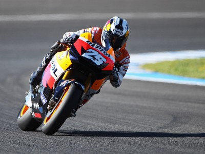Pedrosa wraps up Jerez Test with top time