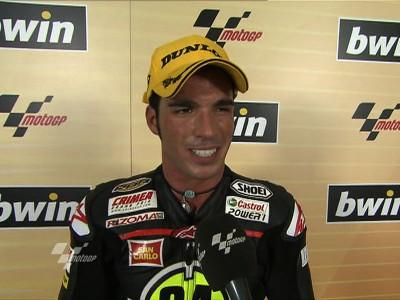 Elías makes a return to winning ways with Gresini