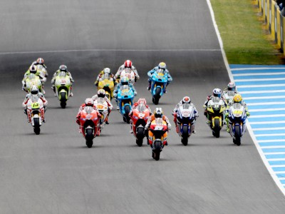 Sync your calendar with MotoGP through Flogs