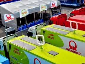 Il Pramac Racing Team sempre più 'verde'