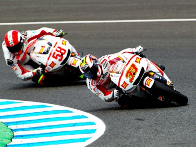 Upbeat Gresini duo prepared for France
