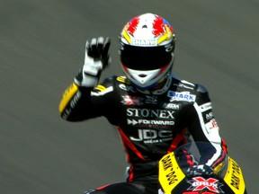 Cluzel fait le bonheur du public français vendredi au Mans