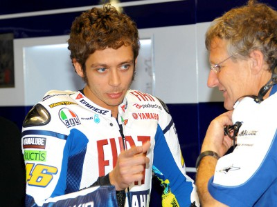Immediate satisfaction for Rossi and Lorenzo