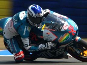 Terol anota su primera pole en Le Mans