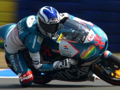 Terol défendra son statut de leader depuis la pole au Mans