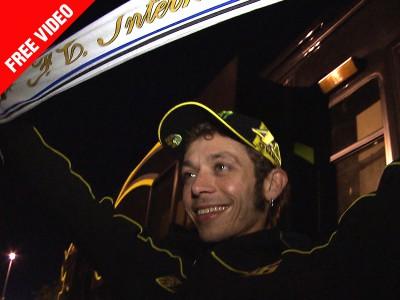 Rossi feiert Inter-Sieg