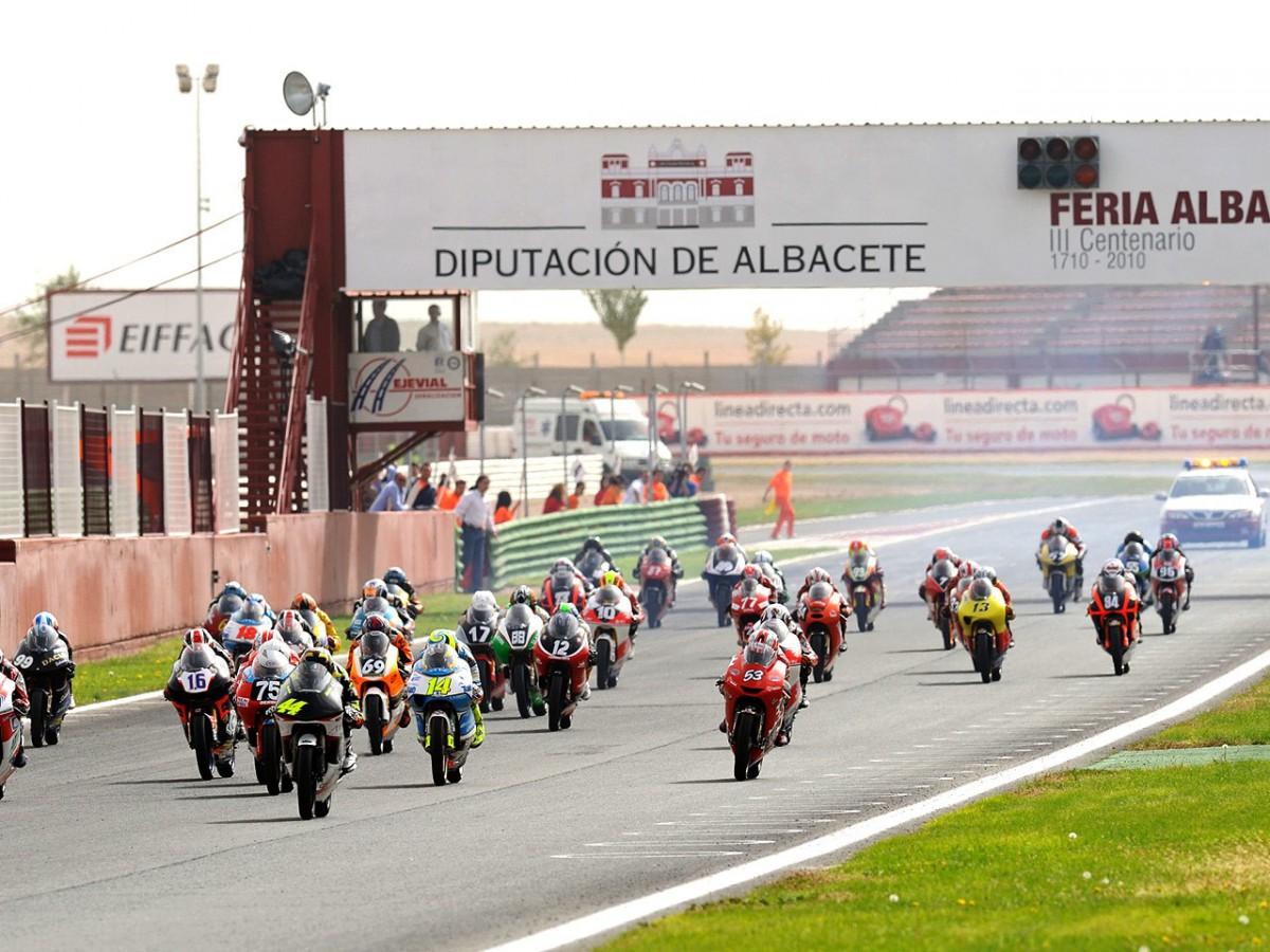 Albacete Circuit : Albacete circuit to stage european championship