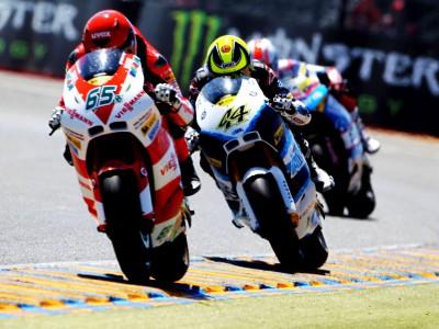 Italien-Debüt für die Moto2