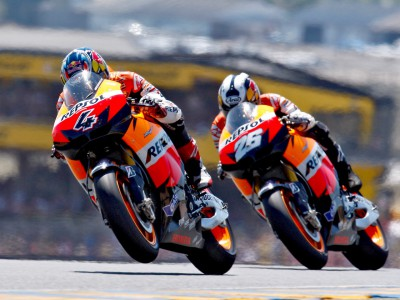 Dovizioso and Pedrosa prepared for Italian attempt