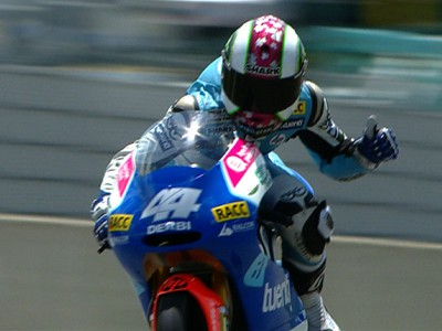 Espargaró strong from the off in FP1