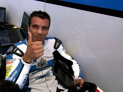 De Angelis domine la première séance Moto2 au Mugello