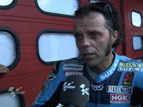 Capirossi confident after positive session