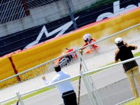 Une première journée compliquée pour Ducati