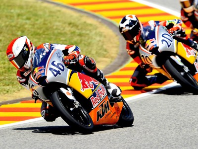 Ruiz and Antonelli shine in Red Bull Rookies qualifying