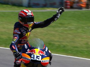 Márquez secures first ever victory in Mugello 125cc thriller