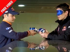 Dani Pedrosa y Marc Márquez, cara a cara en una competición muy especial