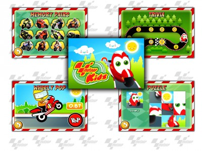 MotoGP Kids available now!