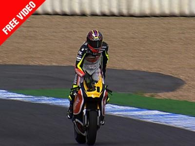 スペイン選手権Moto2クラス:C.モラーレスが初優勝