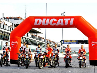 Concluye la World Ducati Week en Misano