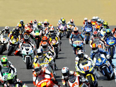 Get onto the grid with Riders for Health and Twitter fundraising event