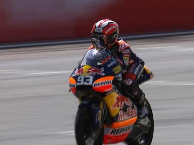 Second successive win for Márquez