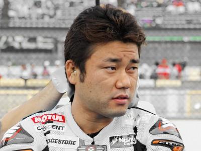 Honda test rider Akiyoshi to replace injured Aoyama
