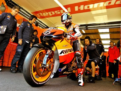 Speedy arrival of Assen welcomed by Repsol Honda pair