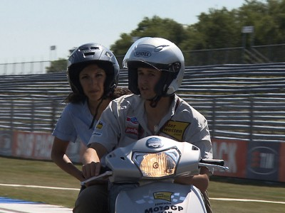 A lap of Assen with Tom Lüthi