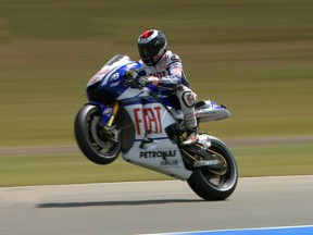 Lorenzo authority rolls on with Assen pole