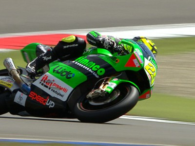 In-form Iannone secures second pole of 2010