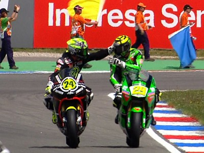 Iannone seals second win of 2010 with clear triumph