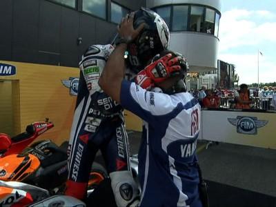 Erster Moto-Sieg in Assen für Lorenzo