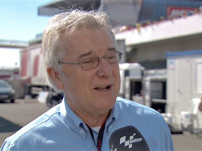Nick Harris talks Catalunya QP
