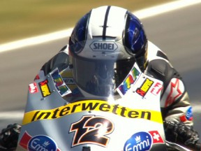 Lüthi destaca-se na segunda sessão de livres de Moto2