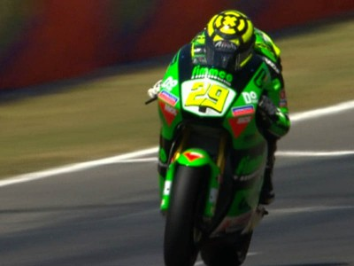 Iannone to start from top spot once more