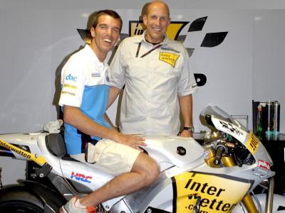 De Angelis será el sustituto de Aoyama en el Interwetten Honda MotoGP