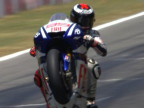 Lorenzo domina ancora, a Montmeló quinta vittoria stagionale