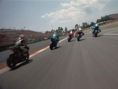 Catalunya laps OnBoard with Randy de Puniet