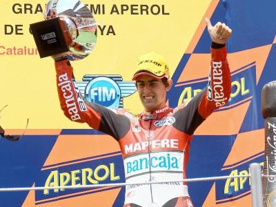 J.シモン、周回数間違えずに表彰台獲得