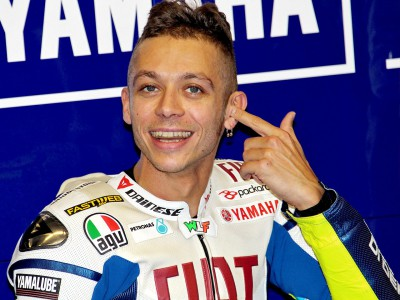 Rossi plans to ride at Sachsenring