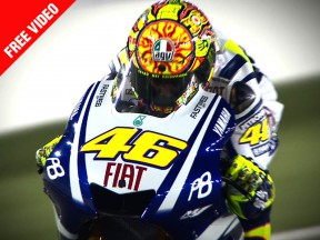 Rossi is back!
