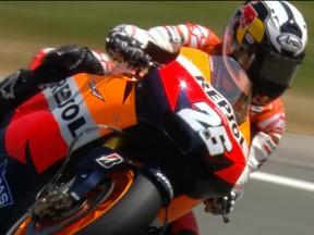 Pedrosa o mais rápido e Rossi competitivo nos treinos em Sachsenring