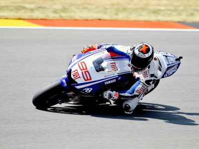 Lorenzo wants better M1 feeling after first German run