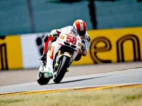 """Simoncelli starts out """"on the right foot"""""""