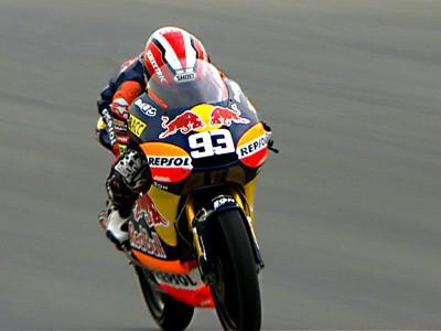 Al Sachsenring sesta pole stagionale per Marquez